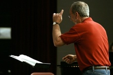 Williams conducting