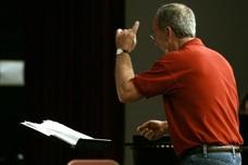 Williams conducting