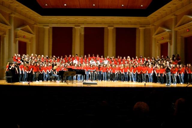 2013-2014 Cluster Concert
